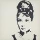"Phil Handsley, ""Audrey Hepburn"", nuotr. šaltinis ikea.lt"