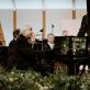Pianistas Andrasas Šifas ir Mario Jansono orkestras. Organizatorių nuotr.