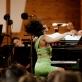 Pianistė Yuja Wang. Organizatorių nuotr.