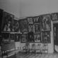 Picasso kabinetas Sergejaus Ščukino namuose. 1914 m. P. Orvolo nuotr.