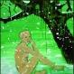 """Viktoro Paukštelio tapybos paroda """"Nebepamenu jos vardo"""""""