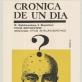 """Vytauto Žalakevičiaus filmo """"Vienos dienos kronika"""" plakatas. Dailininkas Antonio Fernández Reboiro, 1965 (iš """"Gosfilmofondo"""" archyvo)"""