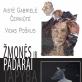"""Aistės Gabrielės Černiūtės ir Vido Poškaus tapybos darbų paroda """"Žmonės ir padarai"""""""