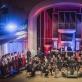 """Festivalio pradžios koncertas """"Folkloras ir dabartis"""" Nacionalinėje filharmonijoje. LNF nuotr."""
