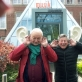 Reinbertas Eversas ir Anatolijus Šenderovas. Nuotrauka iš asmeninio archyvo