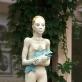 Rūtos Jusionytės skulptūra, nuotr. A. Krauleidžio-Vermonto