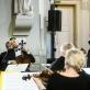 Robertas Šervenikas ir Lietuvos kamerinis orkestras. D. Matvejevo nuotr.