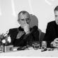 Faustas Latėnas ir Rimas Tuminas. LRT nuotr.