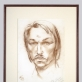 "Stanislovas Kuzma, ""Autoportretas"", 1979 m."