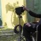 """Alainas Resnais filmuojant """"Mylėti, gerti ir dainuoti"""""""