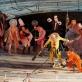 """Rigoletas"" Brėgenco scenos menų festivalyje. ©Bregenzer Festspiele/K. Forster nuotr."