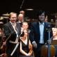 Robertas Šervenikas, Danjulo Ishizaka ir Lietuvos nacionalinis simfoninis orkestras. A. Požarskio nuotr.