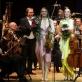 Robertas Šervenikas, Kristne ir Margarita Balanas, Lietuvos nacionalinis simfoninis orkestras. A. Požarskio nuotr.