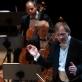 Robertas Šervenikas ir Lietuvos nacionalinis simfoninis orkestras. A. Požarskio nuotr.
