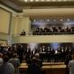 Koncerto Petrui Bingeliui atminti akimirka. R. Koncevičiaus nuotr.