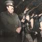 """Romas Juškelis, iš ciklo """"Degantis pasaulis"""", 1990–1995 m."""