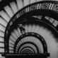 """Algimantas Kezys, """"Rookery laiptai Čikagoje"""". 1967 m."""