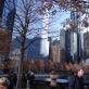 Rugsėjo 11-osios paminklas Niujorke. Autorės nuotr.