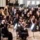 Sergejus Krylovas ir Lietuvos nacionalinis simfoninis orkestras. D. Matvejevo nuotr.