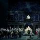 """Scena iš G. Sodeikos operos """"Post futurum"""". M. Aleksos nuotr."""