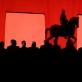"""Scena iš O. Narbutaitės operos """"Kornetas"""". M. Aleksos nuotr."""
