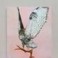 """Vilniaus rotušė pristato virtualų turą po Viktoro Paukštelio tapybos parodą """"Ornitologo sapnas"""""""