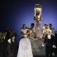 """Scena iš operos-oratorijos """"Semelė"""". J. Pūkio nuotr."""