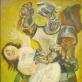 """Silvestras Džiaukštas, """"Vampyras"""". 1972 m."""