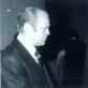 """Simas Kudirka su Prezidentu Geraldu Fordu. Laikraščio """"Draugas"""" archyvas"""
