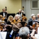 Modestas Barkauskas ir Nacionalinis simfoninis orkestras. D. Matvejevo nuotr.