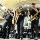 """Saksofonų kvartetas """"Signum"""". D. Matvejevo nuotr."""
