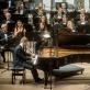 Robertas Lozinskis, Modestas Barkauskas, Lietuvos nacionalinis simfoninis orkestras. D. Matvejevo nuotr.
