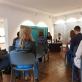 Spaudos konferencija Kazio Varnelio namuose-muziejuje