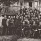 Steigiamojo Seimo valdančioji dauguma ‒ Krikščionių demokratų blokas. Kaunas, 1920 m. gegužė. Lietuvos nacionalinis muziejus
