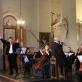 Povilas Syrrist-Gelgota, Toril Syrrist-Gelgota, Donatas Katkus ir Šv. Kristoforo kamerinis orkestras. J. Kulbačiauskaitės-Žebelienės nuotr.