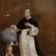 """Juozapas Balzukevičius, """"Šv. Dominykas"""". 1898 m."""