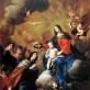 """Pietro Novelli, """"Šv. Kazimiero karūnavimas"""". 1636 m. Sicilijos regioninė Abatellis rūmų galerija, Palermas"""