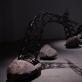 """Lapkričio 20 d., antradienį, 18 val. menininkas Tauras Kensminas kviečia pasivaikščioti po jo personalinę parodą """"Levitavimas"""