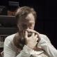"""Scena iš spektaklio """"Tėvas"""". R. Treigio nuotr."""