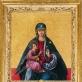 Trąkų Dievo Motina, XVI a., be aptaiso