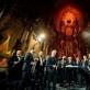 """Trimitas"" ir dirigentas Leifas Karlssonas. D. Matvejevo nuotr."
