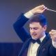 Dirigentas Giedrius Vaznys. D. Matvejevo nuotr.