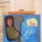 Viktoro Paukštelio tapybos darbas