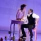 """Viktorija Miškūnaitė (Manon) ir Michaelis Spadaccini (De Grijė) operoje """"Manon"""". M. Aleksos nuotr."""