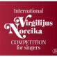 Tarptautinis Virgilijaus Noreikos dainininkų konkursas