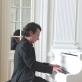 Viktoro Paukštelio koncertas Užutrakyje. Autorės nuotr.