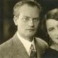 Vestuvinė Mykolaičių nuotrauka. Ryga, 1935m.