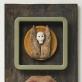 """Valentinas Antanavičius. """"Vaikystė"""". 1970 m.  Modernaus meno centro rinkinys (A. Andriuškevičiaus dovana)"""