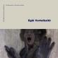 """Leidinio """"Eglė Vertelkaitė"""" iš serijos """"Šiuolaikiniai lietuvos menininkai"""" viršelis"""