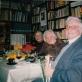 Vida Marija Krakauskaitė su Pierre'u van Hauwe ir Genovaite Vanagaite. Nuotrauka iš asmeninio archyvo
